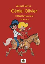 Collectif - Genial Olivier tome 3 1974-1975