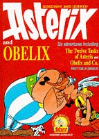 Goscinny - Asterix and Obelix Titles 2,3,4,14,21,22