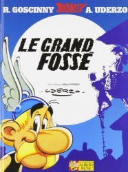 Albert Uderzo - Asterix - le grand fosse - n°25