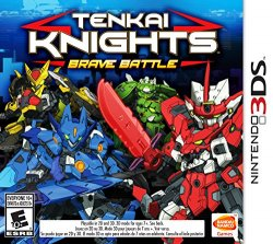 Tenkai Knights Brave Battle