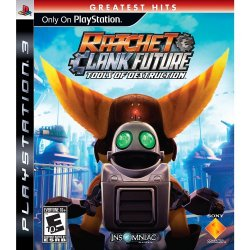 Ratchet & Clank : Tools of Destruction - greatest hits