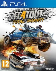 Flatout 4 total insanity pour PS4