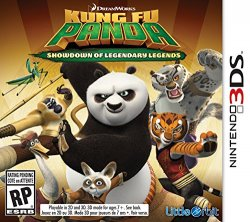 Kung Fu Panda: Showdown of Legendary Legends-Nintendo