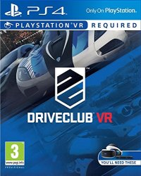 Drive Club - Playstation VR