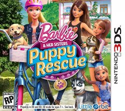 Barbie and her Sisters - Puppy Rescue