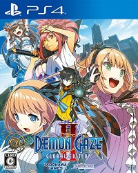 Demon Gaze 2 Global Edition SONY PS4 PLAYSTATION 4