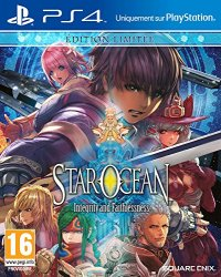 Star Ocean 5 : Integrity And Faithlessness -