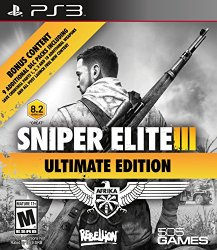 Sniper Elite III Ultimate Edition - PlayStation 3