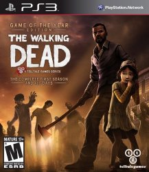 The Walking Dead Game of the Year - PlayStation 3