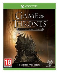 Game of Thrones - A Telltale Game: Season Pass Disc