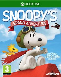 Peanuts Movie : Snoopy's Grand Adventure