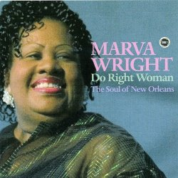 Marva Wright - Born With The Blues