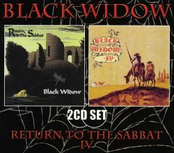 BLACK WIDOW - Return To The Sabbat/IV