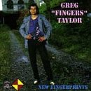 New Fingerprints by Greg Fingers Taylor (1997-09-30)