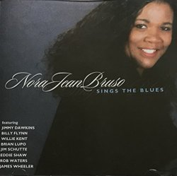 Nora Jean Bruso - Sings the Blues [Import allemand]