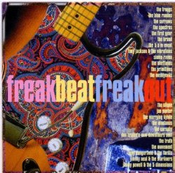 01-02 - Freakbeat Freakout by Various Artists