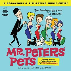 Mr.Peter' Pets - Original Motion Picture Soundtrack [Import USA]