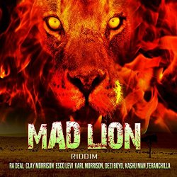 Various Artists - Mad Lion Riddim