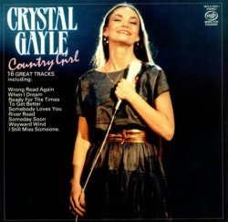 Crystal Gayle - Country Girl