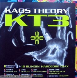 Kaos Theory 3: 16 Blindin' Hardcore Trax By Various Artists (0001-01-01)