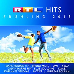 Various Artists - Rtl Hits Fruehling 2015