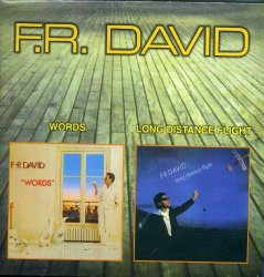 F.R.David - F.R.David : Words / Long Distance Flight (import)