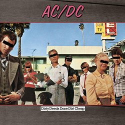 AC-DC - Dirty Deeds Done Dirt Cheap