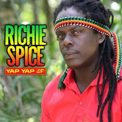 Richie Spice - Living In Fear