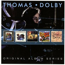 Thomas Dolby - Original Album Series